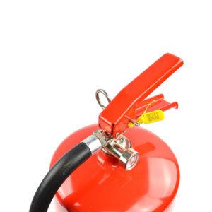 Extin 2 Feuerlöscher Plombe
