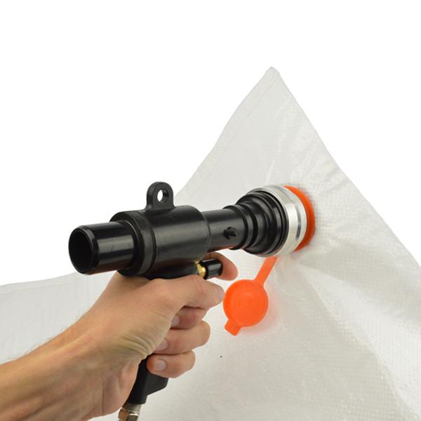 CargoSecure Luftpistole